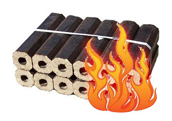 Купить топливный брикет Пини-Кей Pini-Key